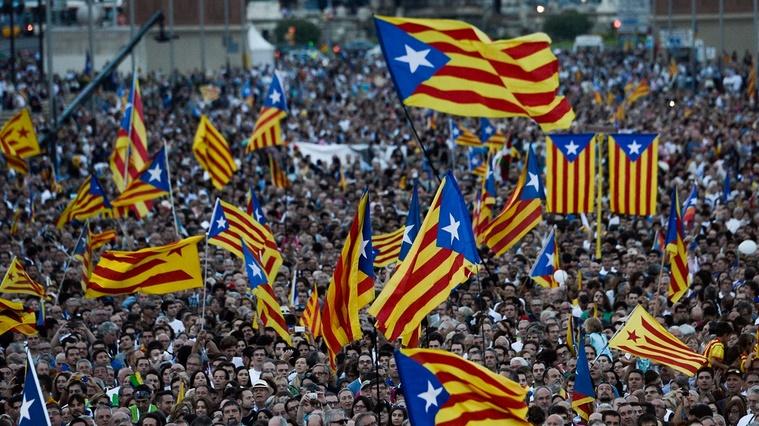 La Catalogne annonce la tenue d'un référendum indépendantiste le 1er octobre