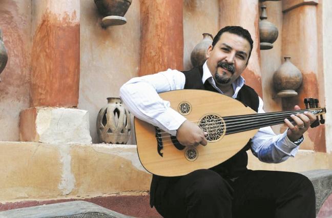 Driss El Maloumi, l'enchanteur du luth