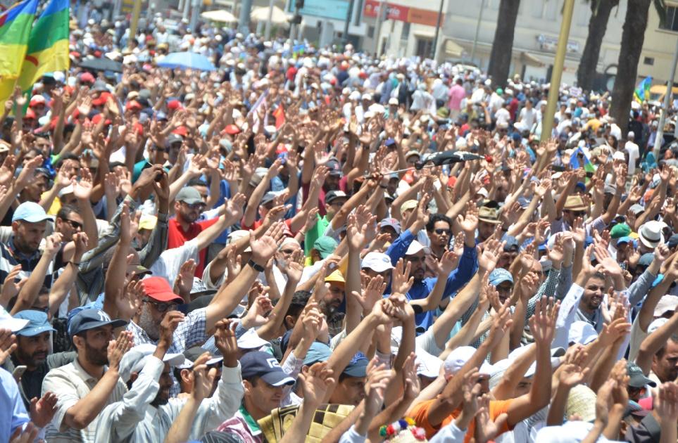 La marche de Rabat devrait interpeller toutes les parties :  Tant de  revendications à satisfaire au Rif comme partout ailleurs