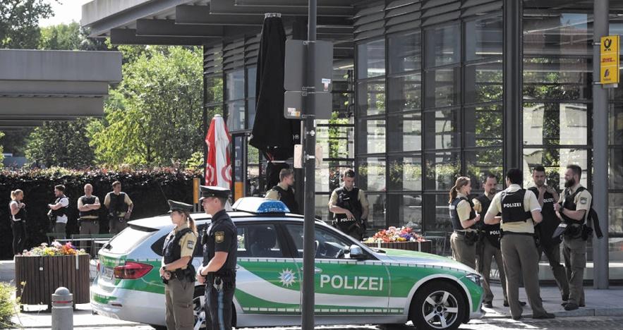 Plusieurs blessés par balle à Munich