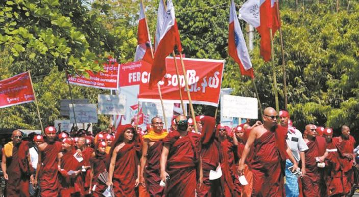 Un documentaire sur les tensions confessionnelles en Birmanie censuré