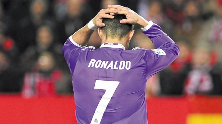 Après Messi, le contribuable Ronaldo rattrapé par la justice