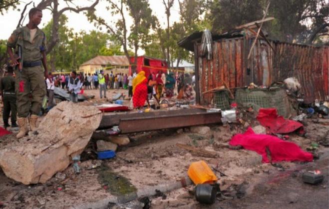 Au moins 18 tués dans une attaque shebab à Mogadiscio