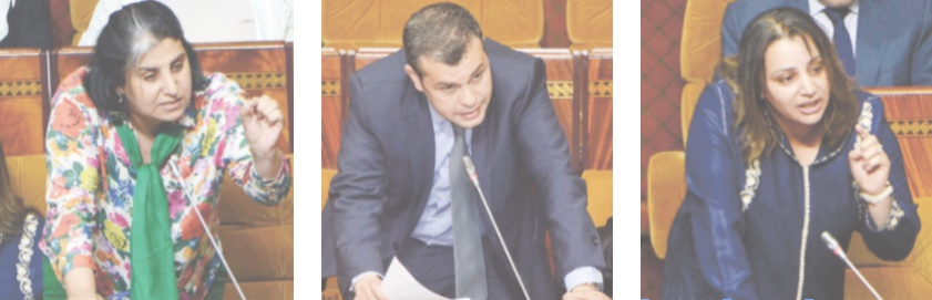 Essaouira, Al Hoceima et le CNDH au centre des questions orales du Groupe socialiste à la Chambre des représentants
