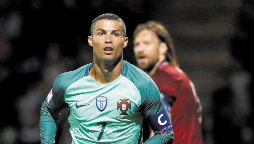 Ronaldo: Parfois, la meilleure réponse c'est de se taire