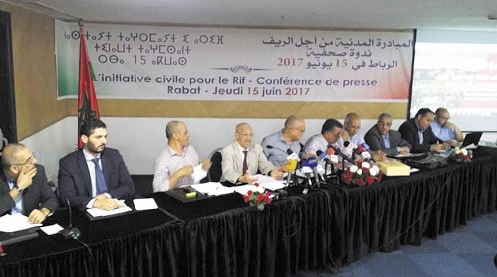 L'Initiative civile pour le Rif appelle à la libération des détenus, à l'apaisement et au dialogue