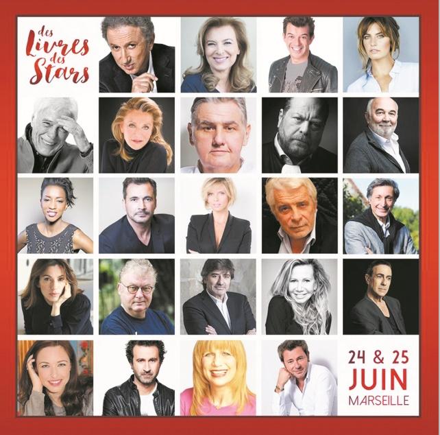 """Le Maroc à l'honneur au Festival """"Des livres, des stars"""" de Marseille"""