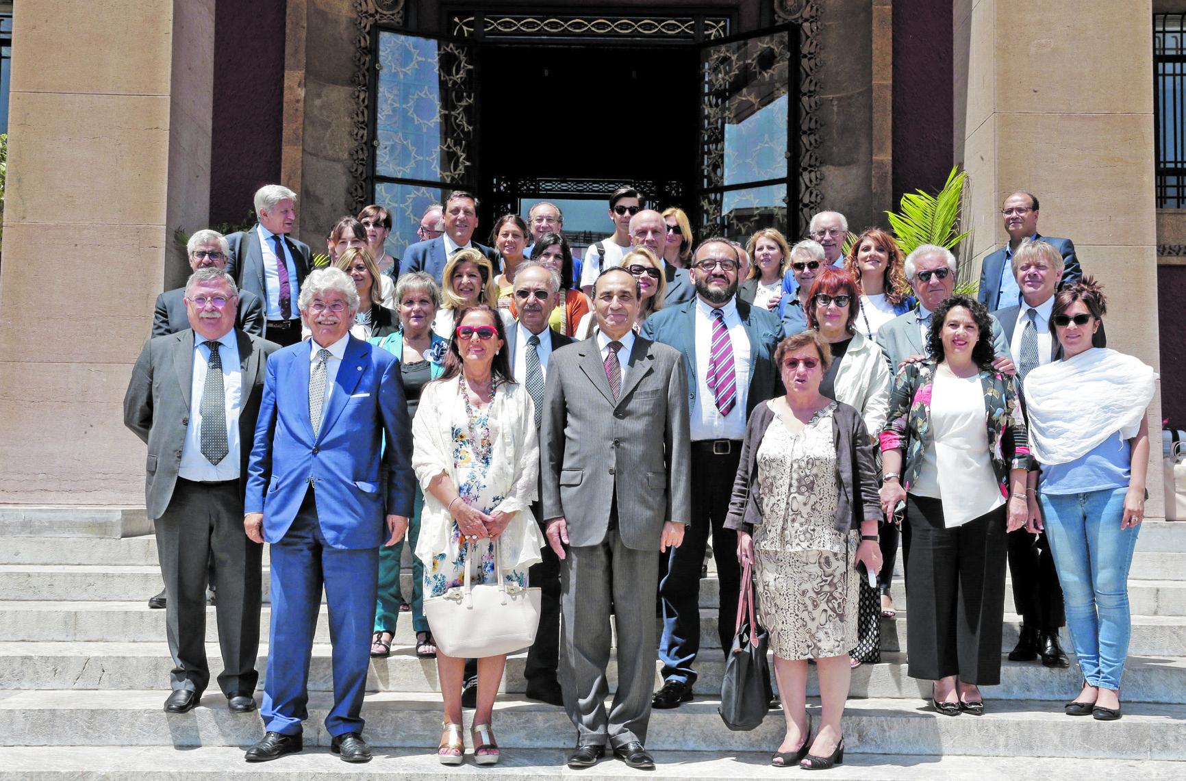 Création d'un forum parlementaire maroco-italien