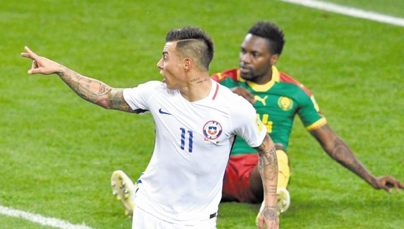 Le Cameroun défait d'entrée en Coupe des Confédérations