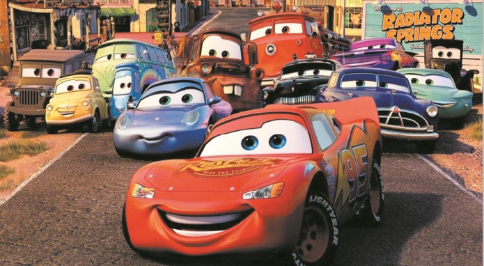 """Cars 3"" en tête du box-office"