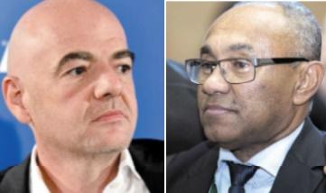 La justice interne enquêtait sur le rôle d'Infantino dans l'élection à la CAF