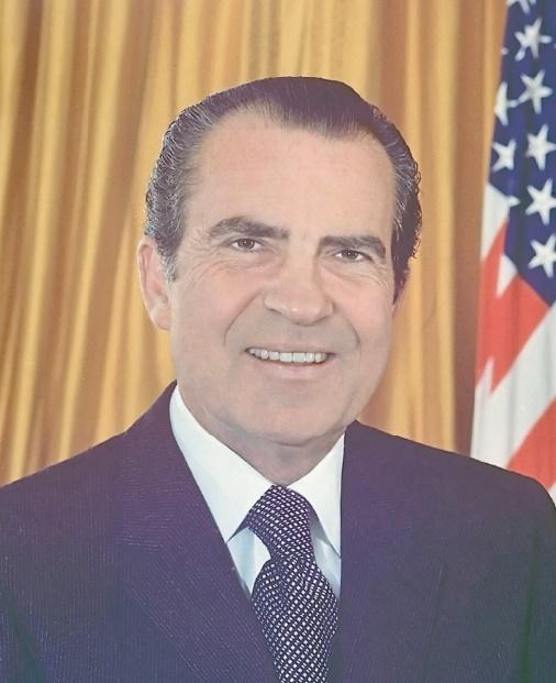 Les étranges habitudes alimentaires des stars : Richard Nixon