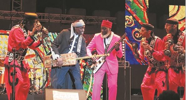 De la musique pour promouvoir Essaouira
