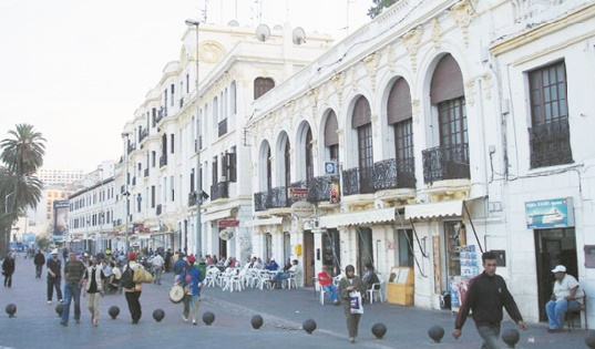 Hausse des arrivées touristiques à Tanger à fin avril