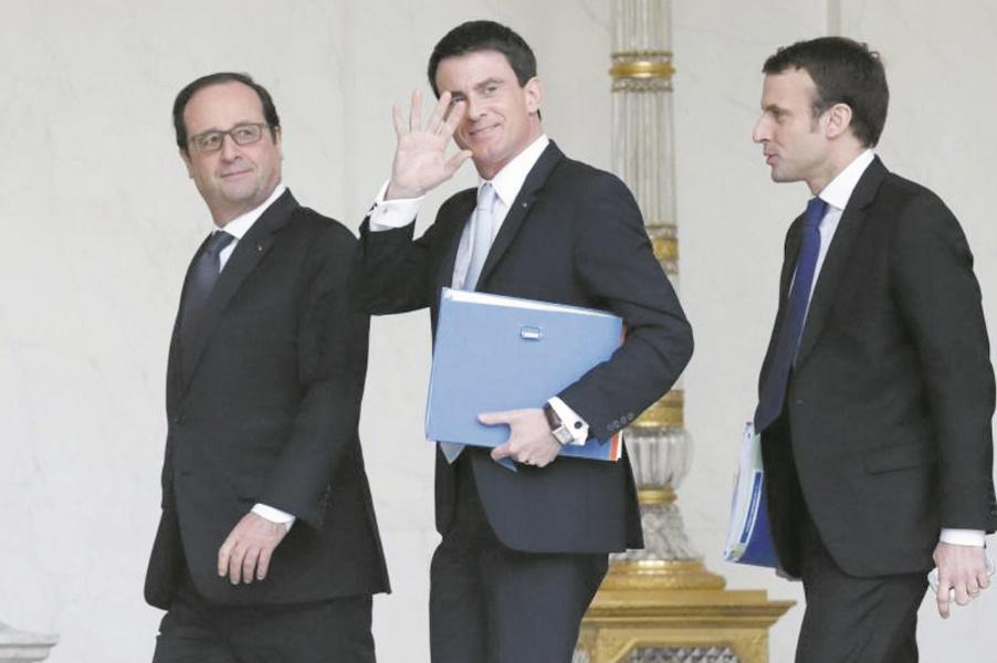 Manuel Valls quitte un Parti socialiste en déliquescence