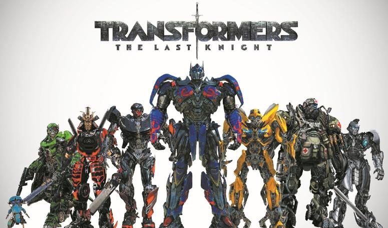 """Transformer: the Last Knight""  au sommet du box-office"