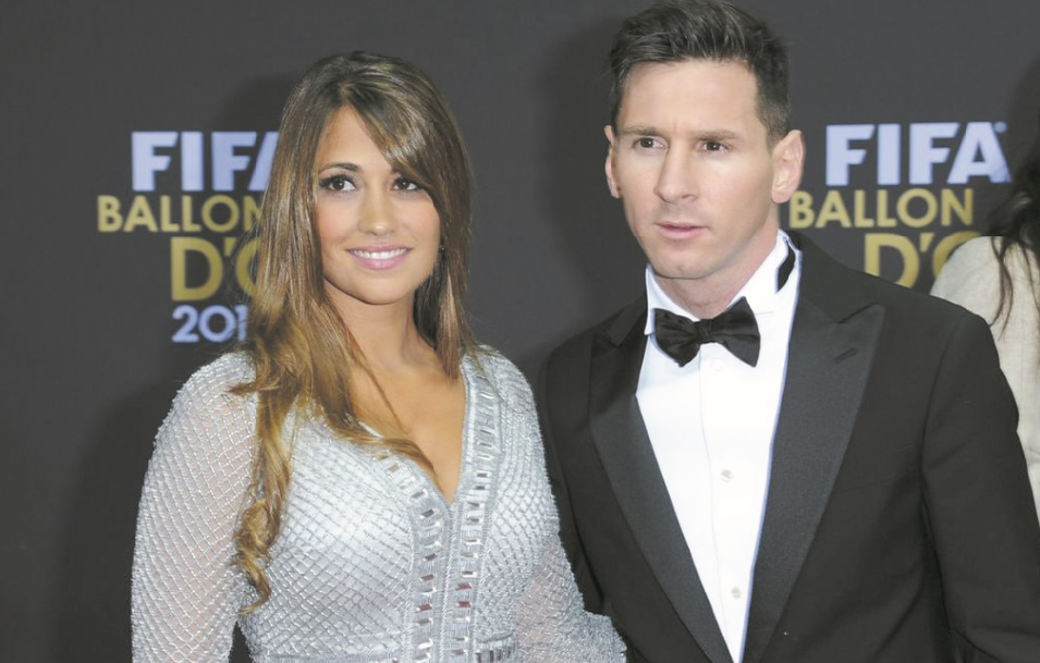 Rosario vibre pour le mariage de Messi