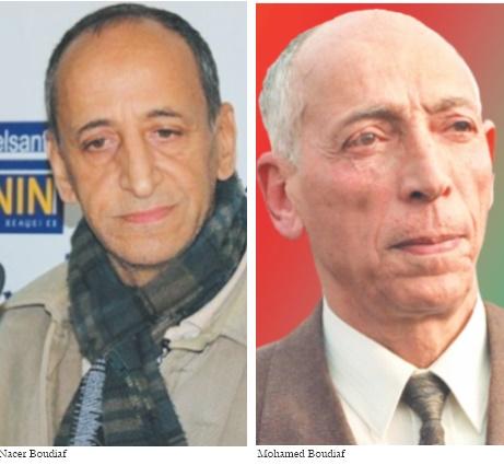 Nacer Boudiaf sur les traces de Mohamed Boudiaf