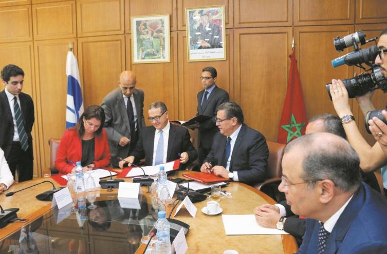 La BERD octroie un prêt de 120 millions d'euros pour la sauvegarde de la plaine irriguée de Saiss