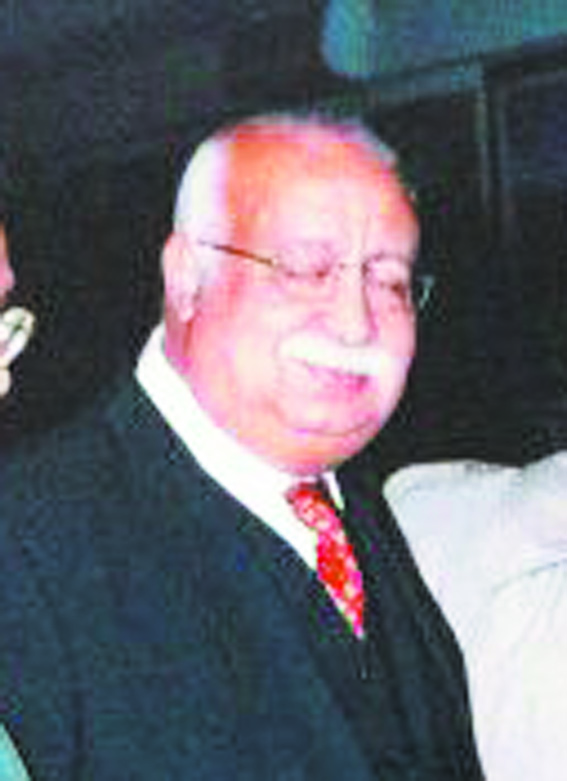 Adieu Sidi  Ahmed Belkahia