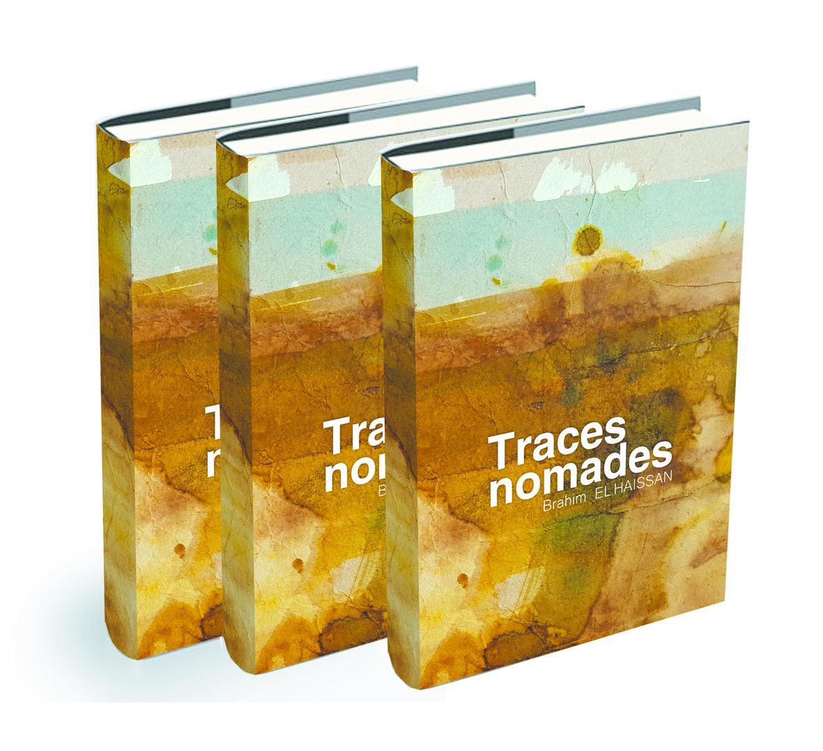 """Les """"Traces  nomades""""  exposées  par Brahim  El Haissan  à Agadir"""