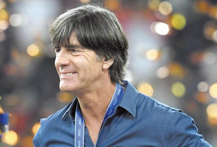 Löw :  L'Allemagne reste la meilleure équipe du monde