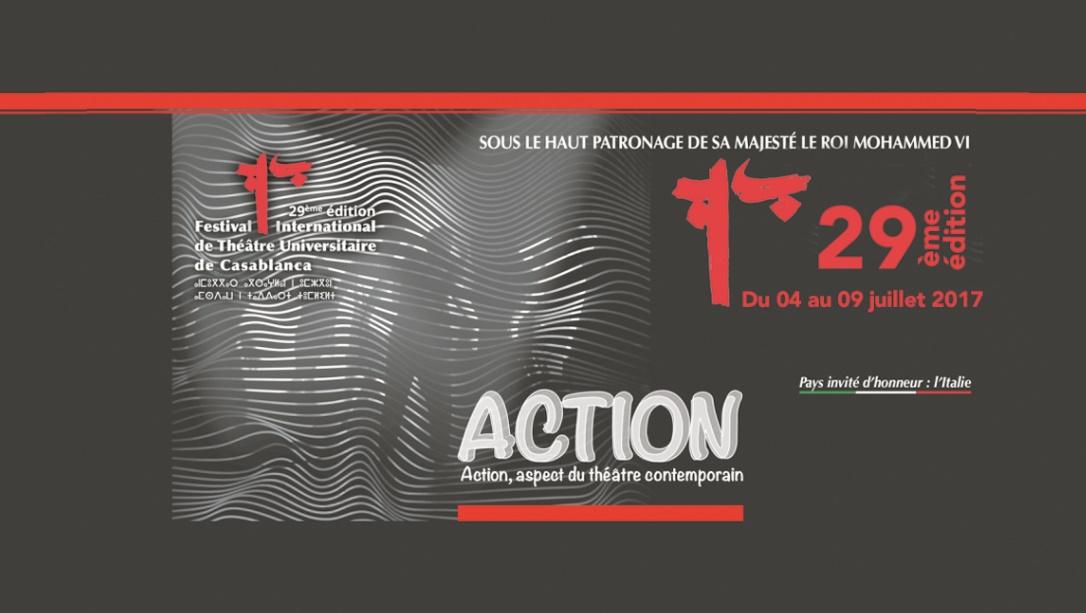 """""""Shéhérazade, les mille et une nuit"""" ouvre le Festival international de théâtre universitaire de Casablanca"""