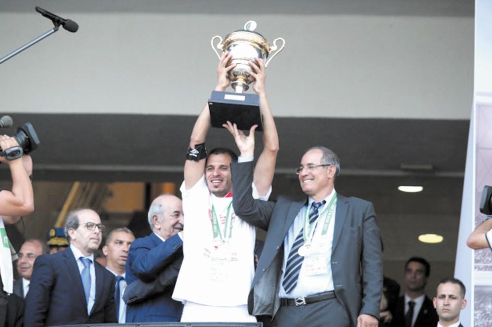 Enfin, un titre pour Badou Zaki : Première Coupe d'Algérie pour un Marocain