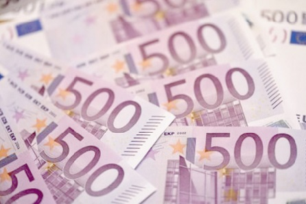 Insolite : Estomac plein d'euros