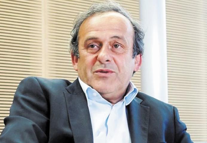 Le Tribunal fédéral suisse confirme la suspension de Platini