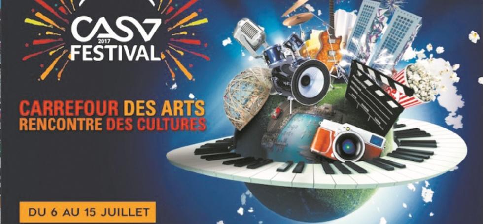 Une parade électro inédite ouvre le Festival international de Casablanca