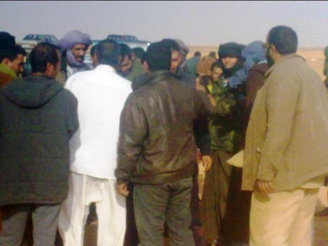 Affrontements entre narcotrafiquants dans les camps de Tindouf