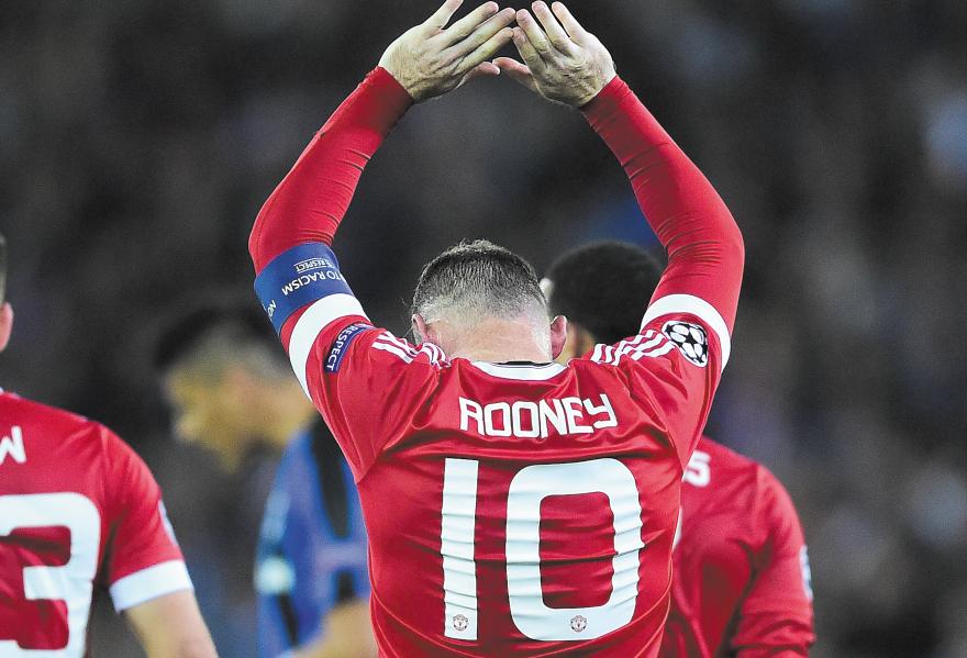 Rooney  Le retour aux sources