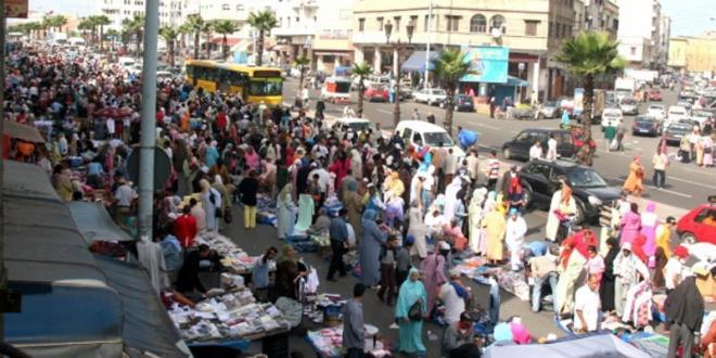 Structuration de la vente informelle dans la province de Safi