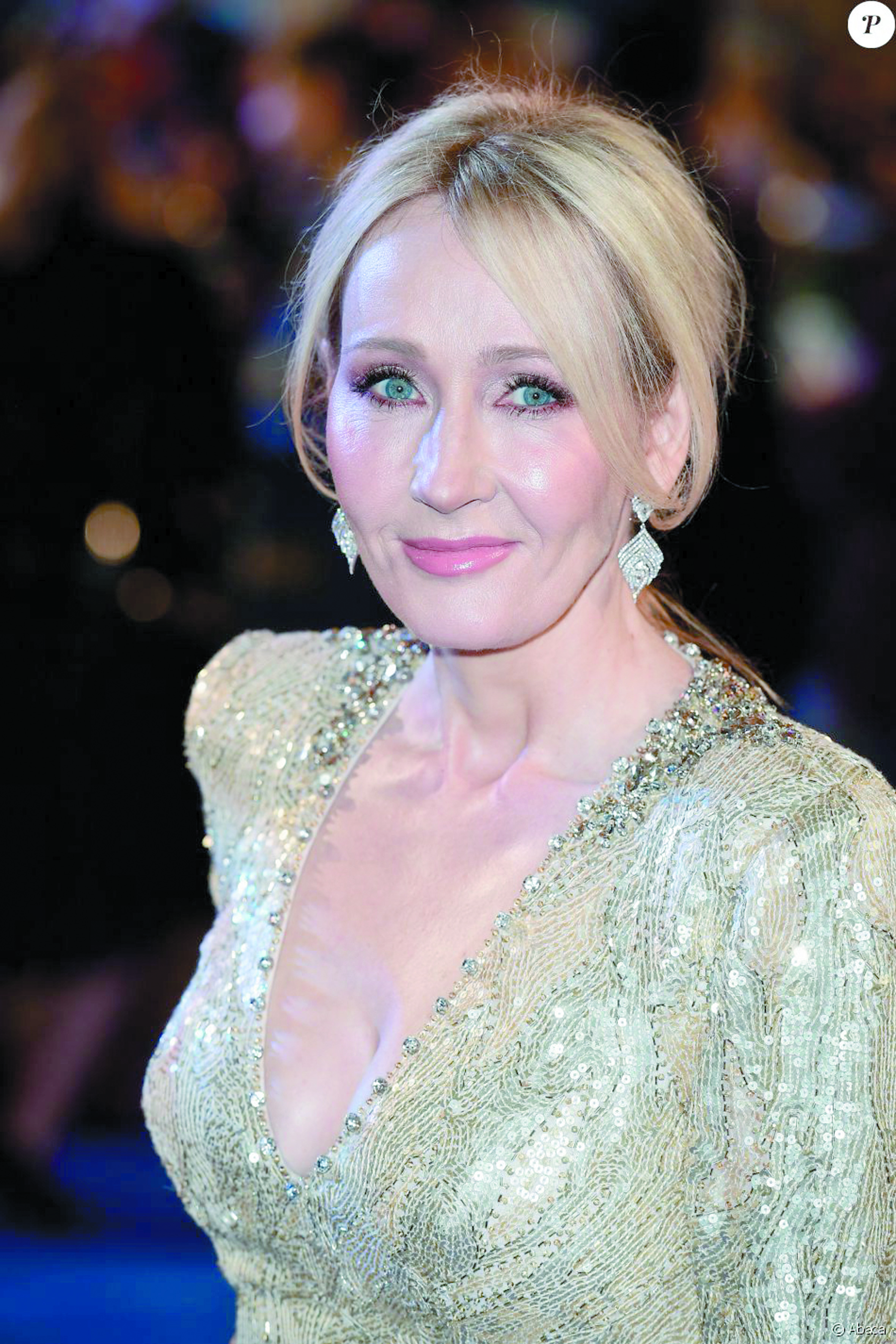 Stars les mieux payées : J.K. Rowling (95 M$)
