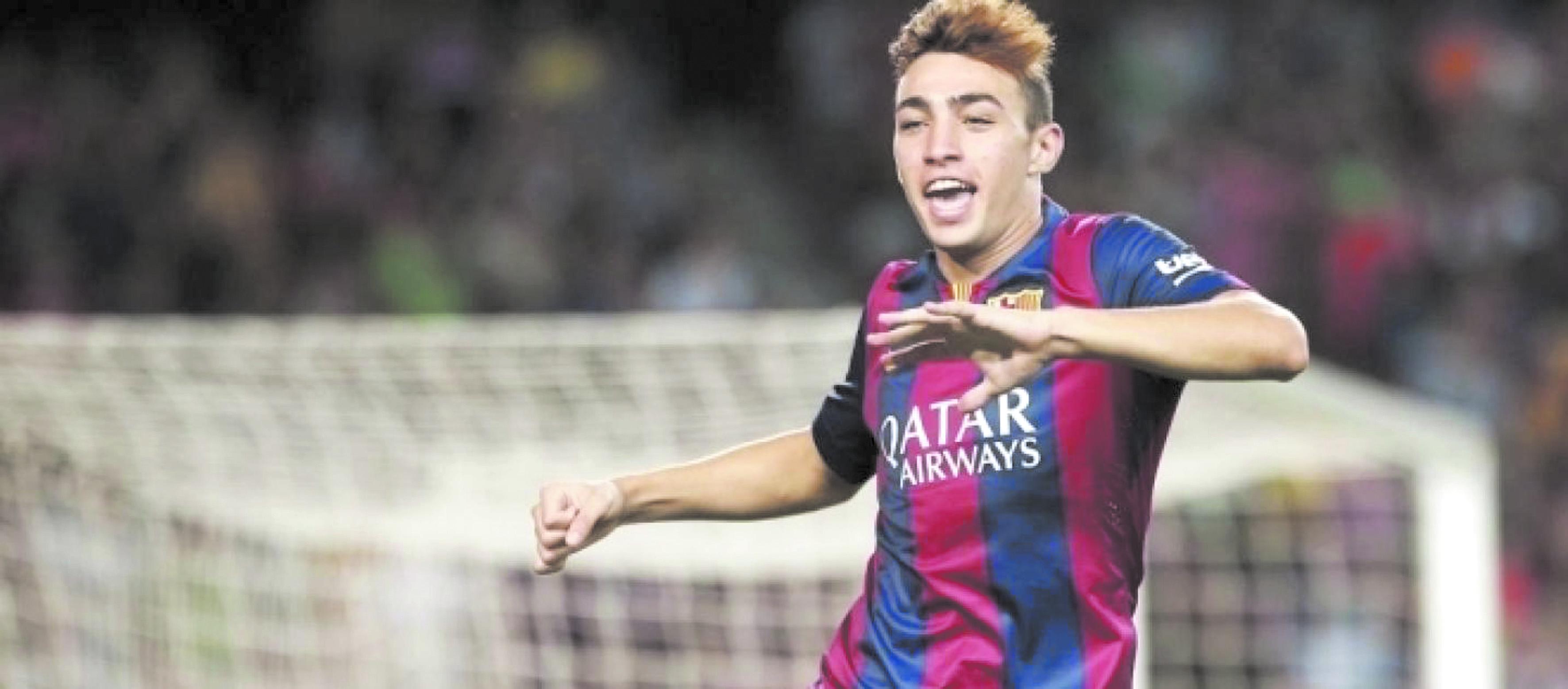 Munir Haddadi vaut 14 millions d'euros  Le Barça n'est pas disposé à brader son joueur bien qu' il n'entre pas dans les plans de Valverde