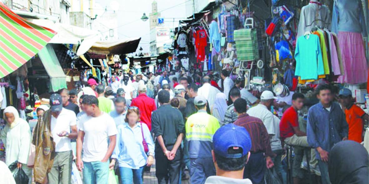 Baisse accentuée de  la fécondité au Maroc