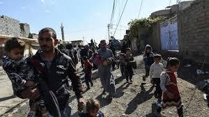 HRW parle de punitions visant les familles de membres de l'EI