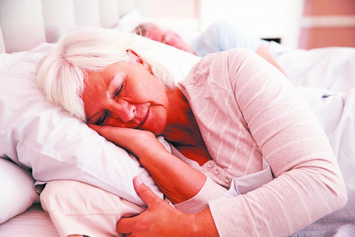 Avoir un but dans la vie permettrait  de mieux dormir