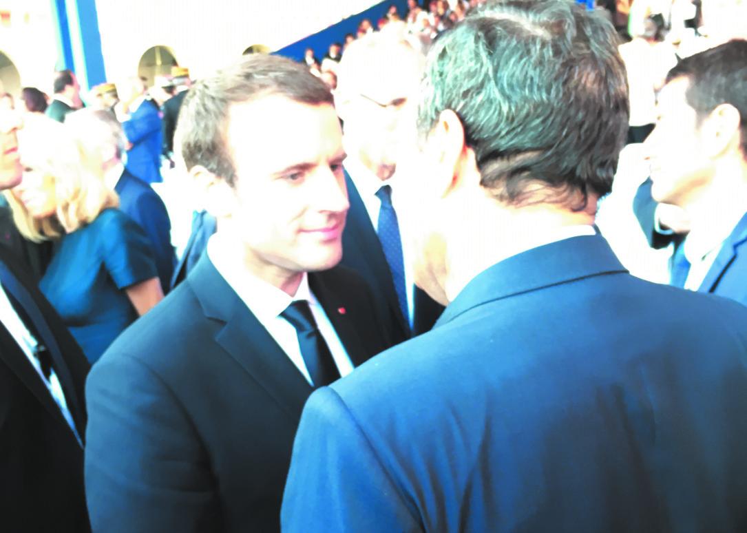 Emouvante cérémonie d'hommage aux victimes de l'attentat de Nice