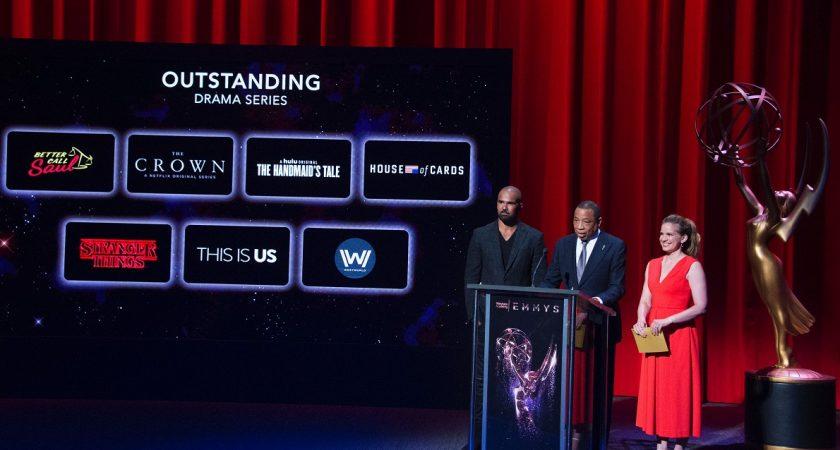 """Emmy Awards """"Saturday Night Live"""" et """"Westworld"""" en tête des nominations"""