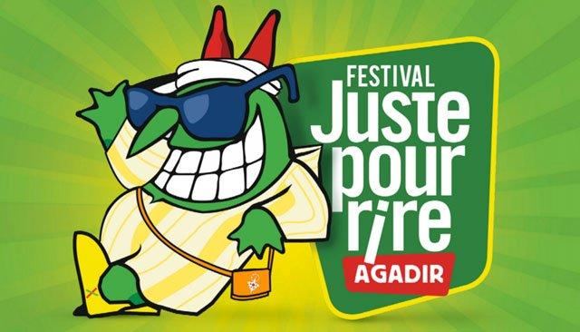 """Des humoristes de 6 pays à l'affiche de """"Juste pour rire"""" d'Agadir"""