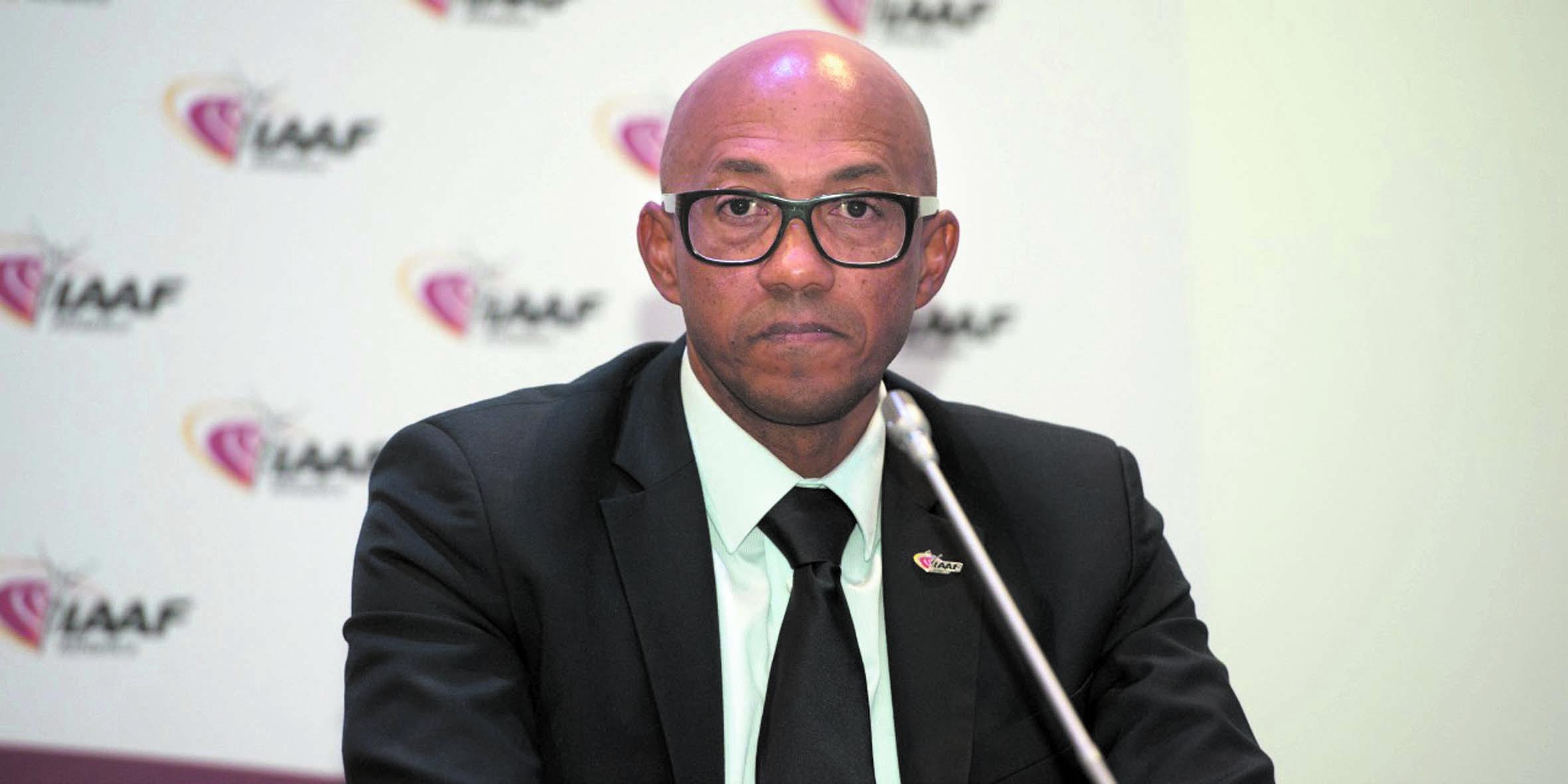 Fredericks suspendu par l'IAAF pour des soupçons de corruption