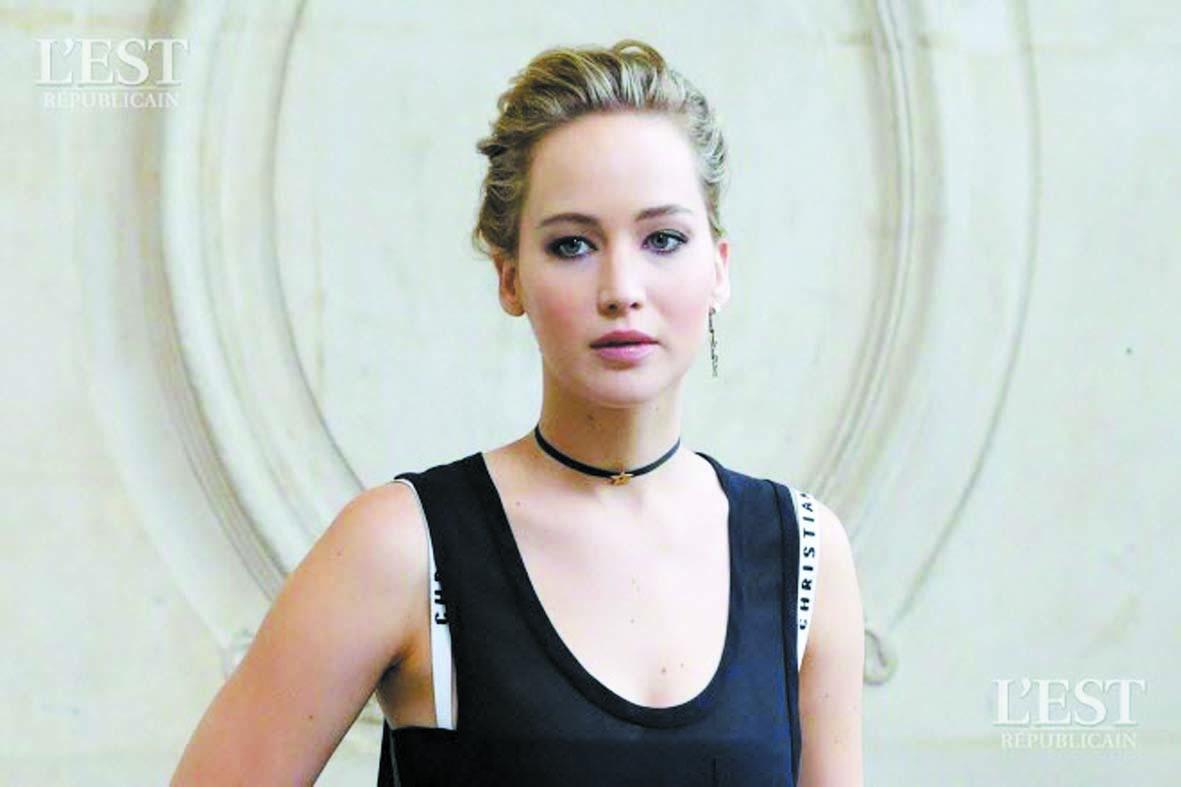 """Jennifer Lawrence """"n'est pas assez belle"""" pour jouer Sharon Tate"""