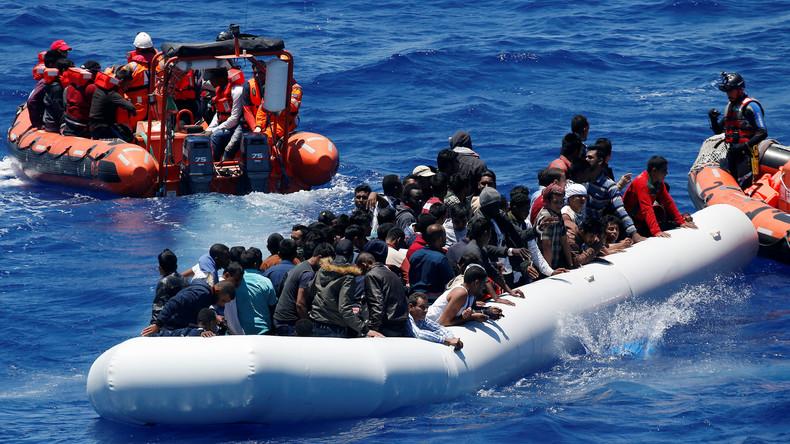 L'UE cherche à limiter l'export de canots gonflables vers la Libye
