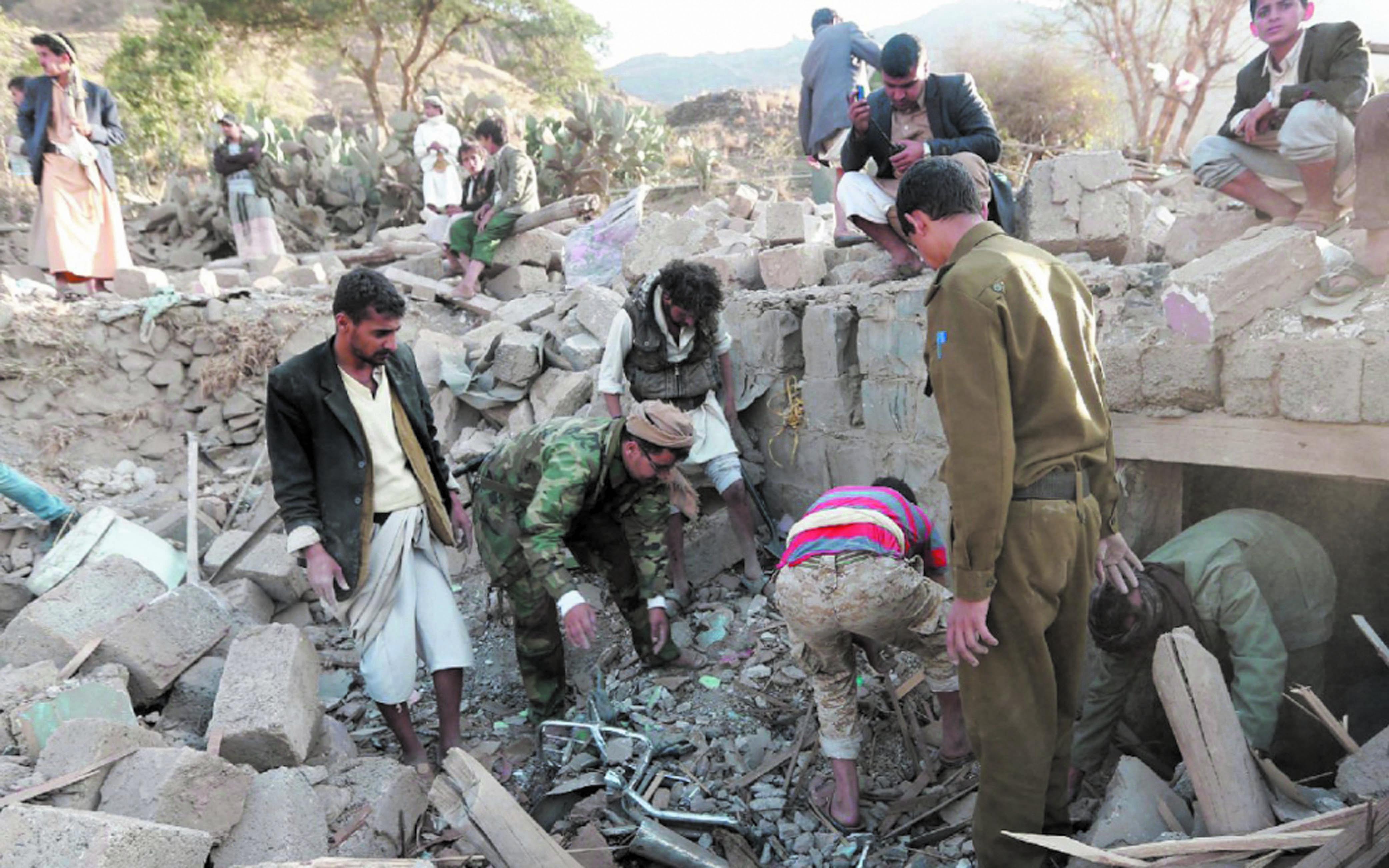 Au moins 20 civils tués dans un raid aérien de la coalition au Yémen
