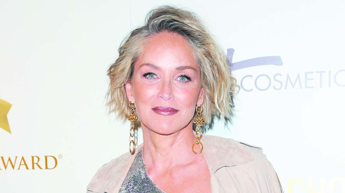 La réaction  de Sharon Stone face  aux violentes critiques de Madonna