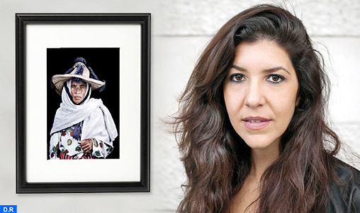Vernissage à Tanger Med d'une exposition de photos de feue Leila Alaoui