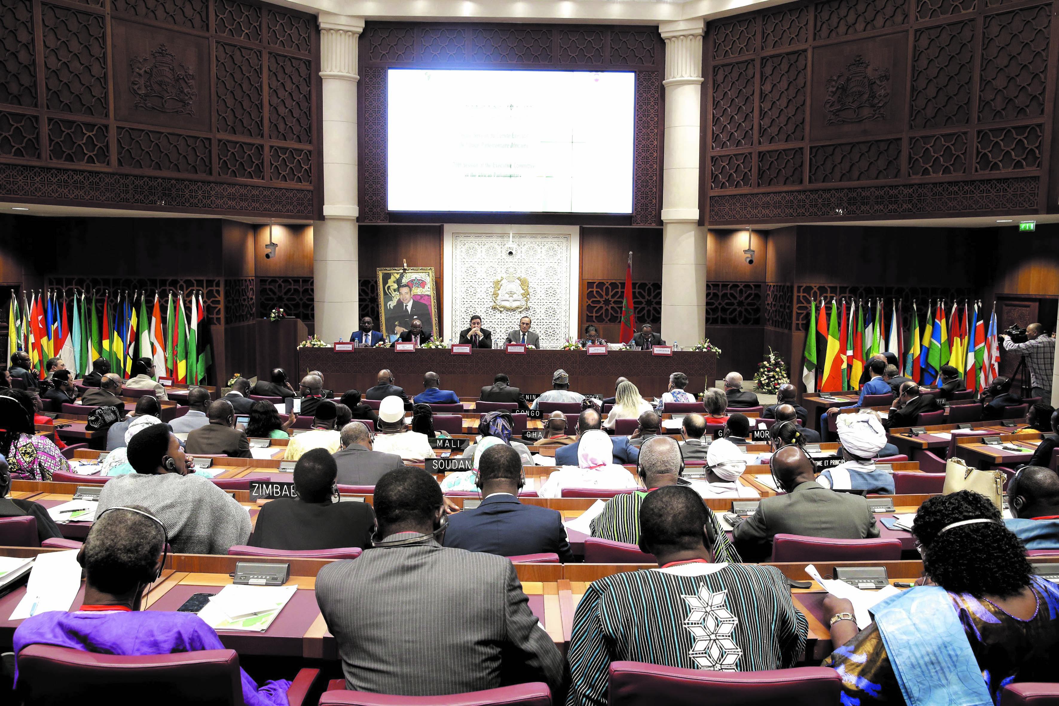 Evaluation du travail de l'UPA lors de la 70ème session de son Comité exécutif