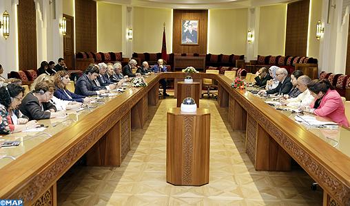 Une délégation du Groupe d'amitié parlementaire Maroc-Italie tient une série de rencontres à Rome